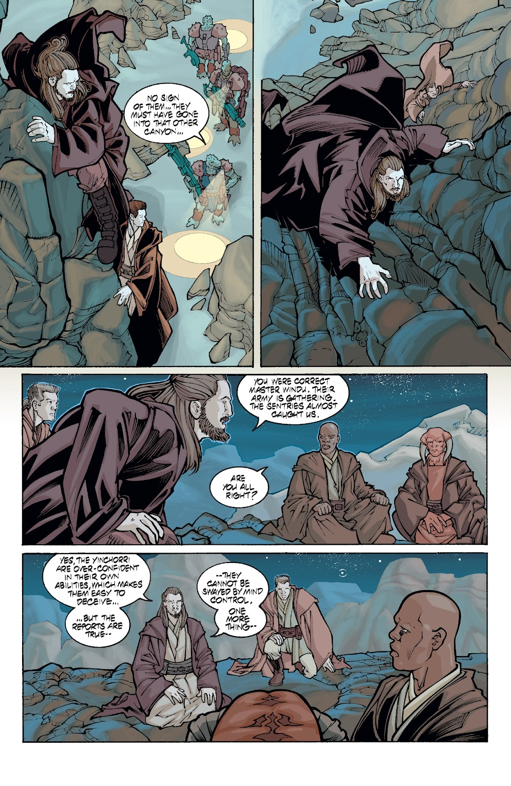 Read online Star Wars Legends: Rise of the Sith - Epic Collection comic -  Issue # TPB 1 (Part 5) - 15