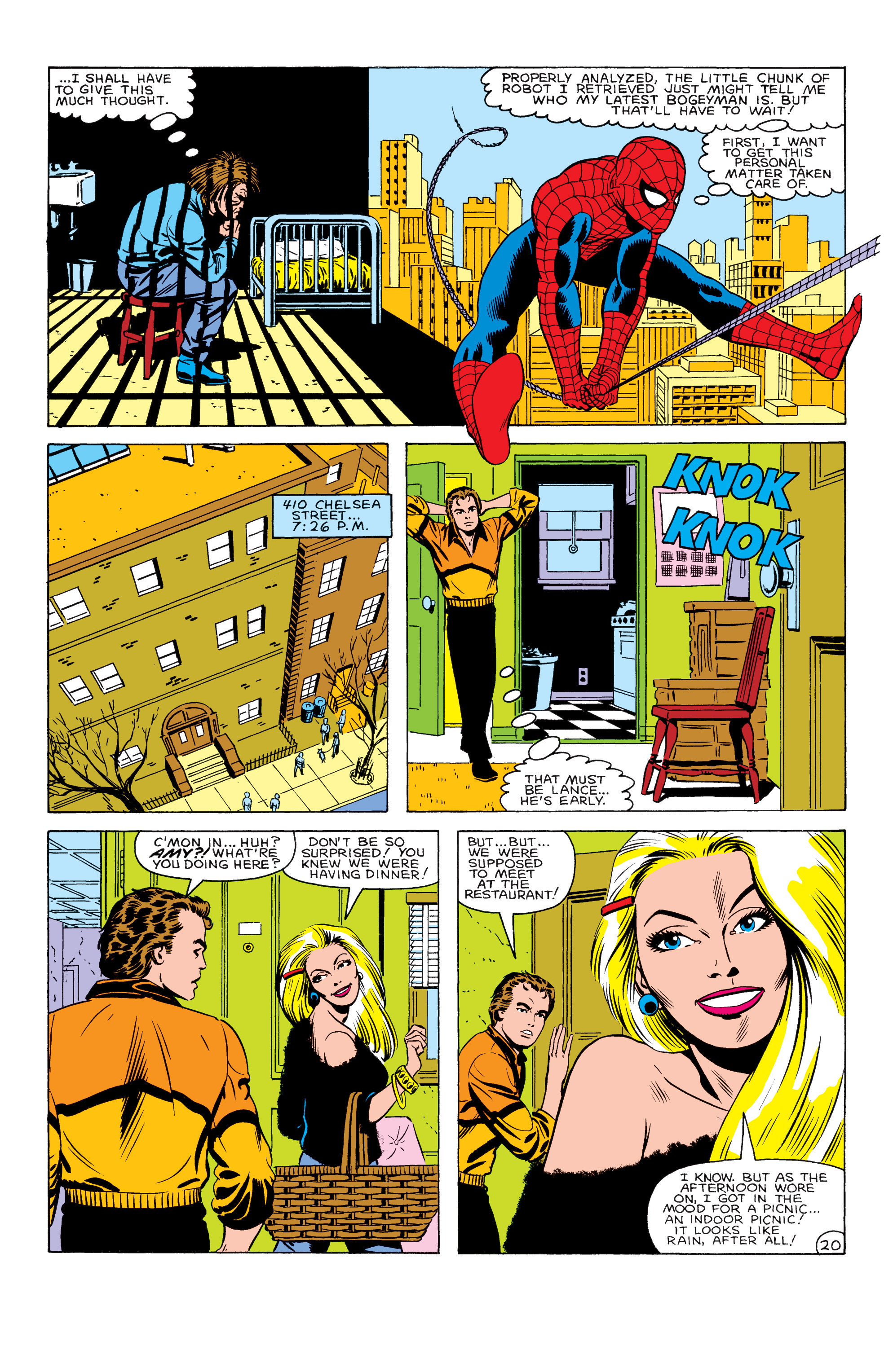 The Amazing Spider-Man (1963) 242 Page 20