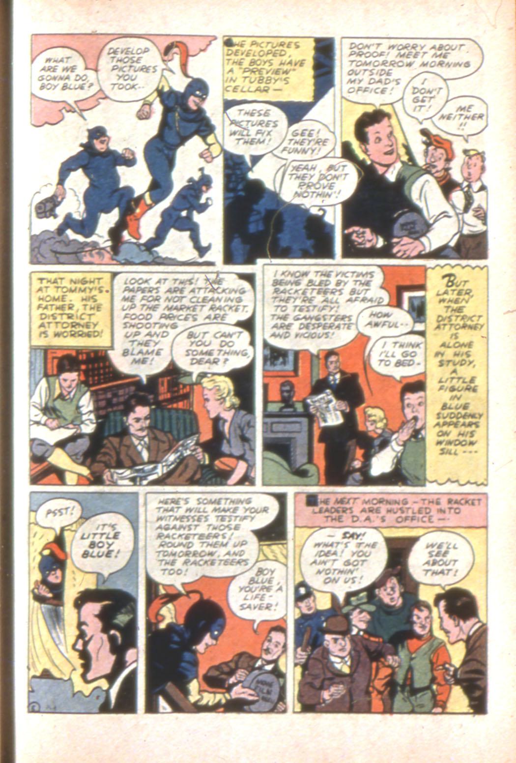Read online Sensation (Mystery) Comics comic -  Issue #7 - 53