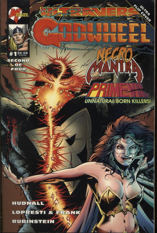 Read online Godwheel comic -  Issue #1 - 2