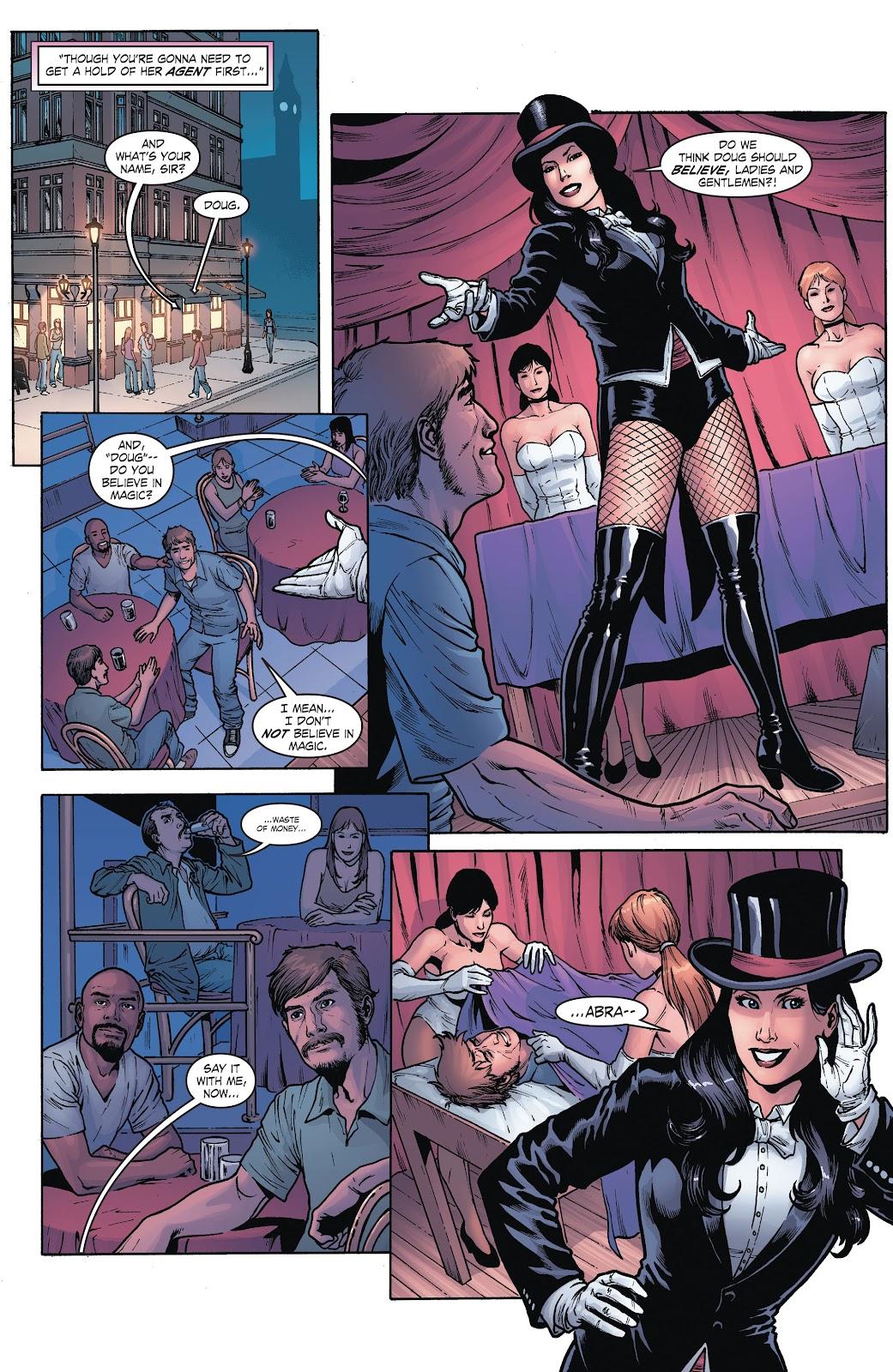 Read online Smallville Season 11 [II] comic -  Issue # TPB 8 - 9