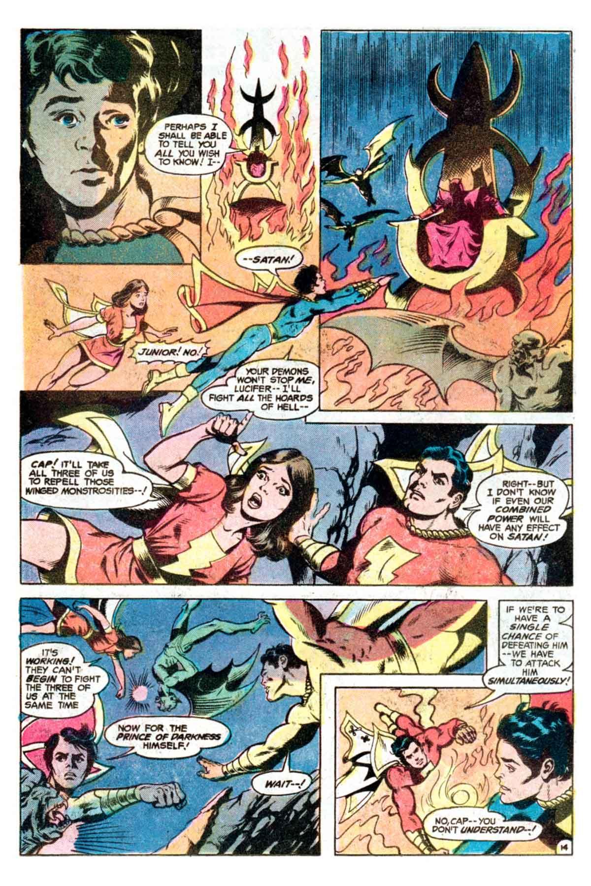 Read online Shazam! (1973) comic -  Issue #35 - 15