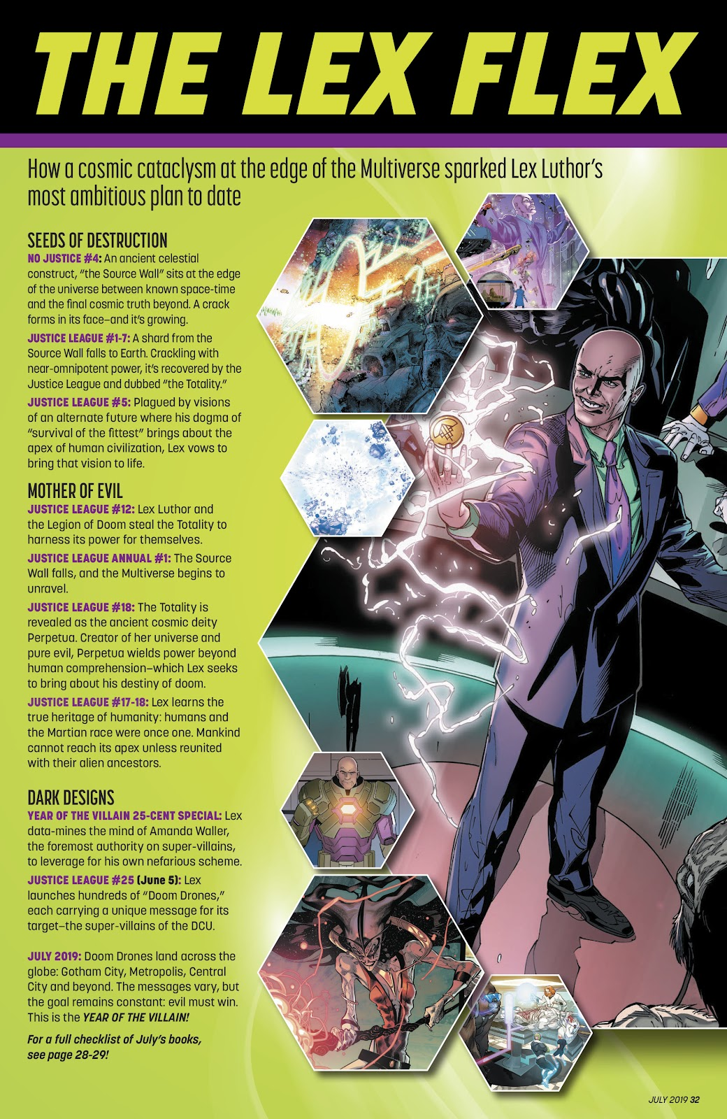 Read online DC's Year of the Villain Special comic -  Issue # Full - 30