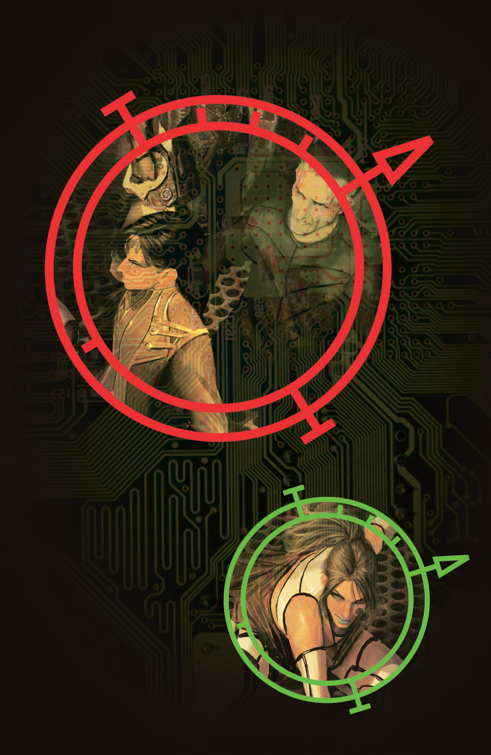 Read online Aphrodite IX (2013) comic -  Issue #Aphrodite IX (2013) _TPB 1 - 29
