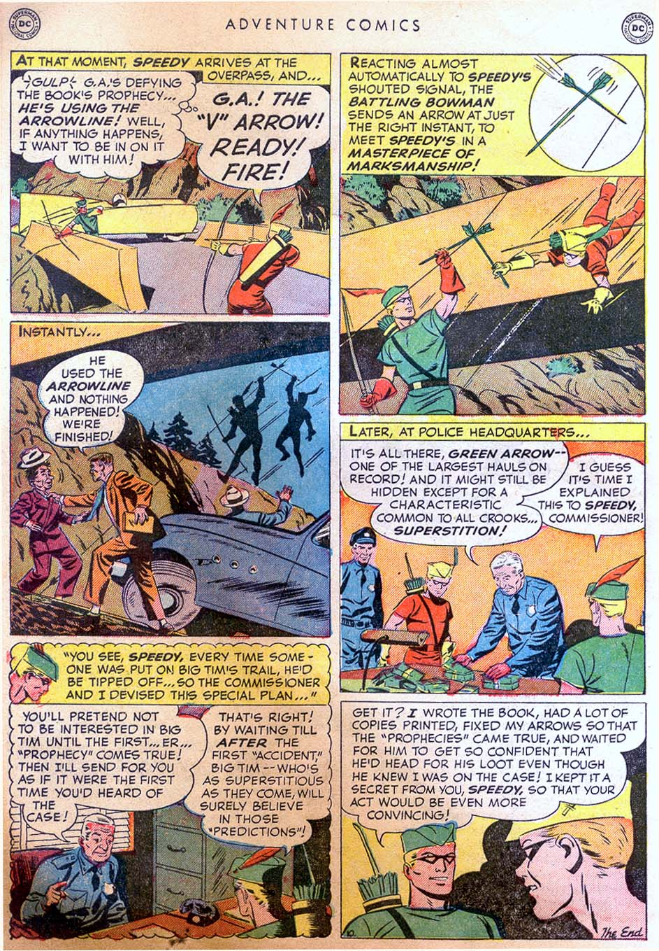 Read online Adventure Comics (1938) comic -  Issue #158 - 48