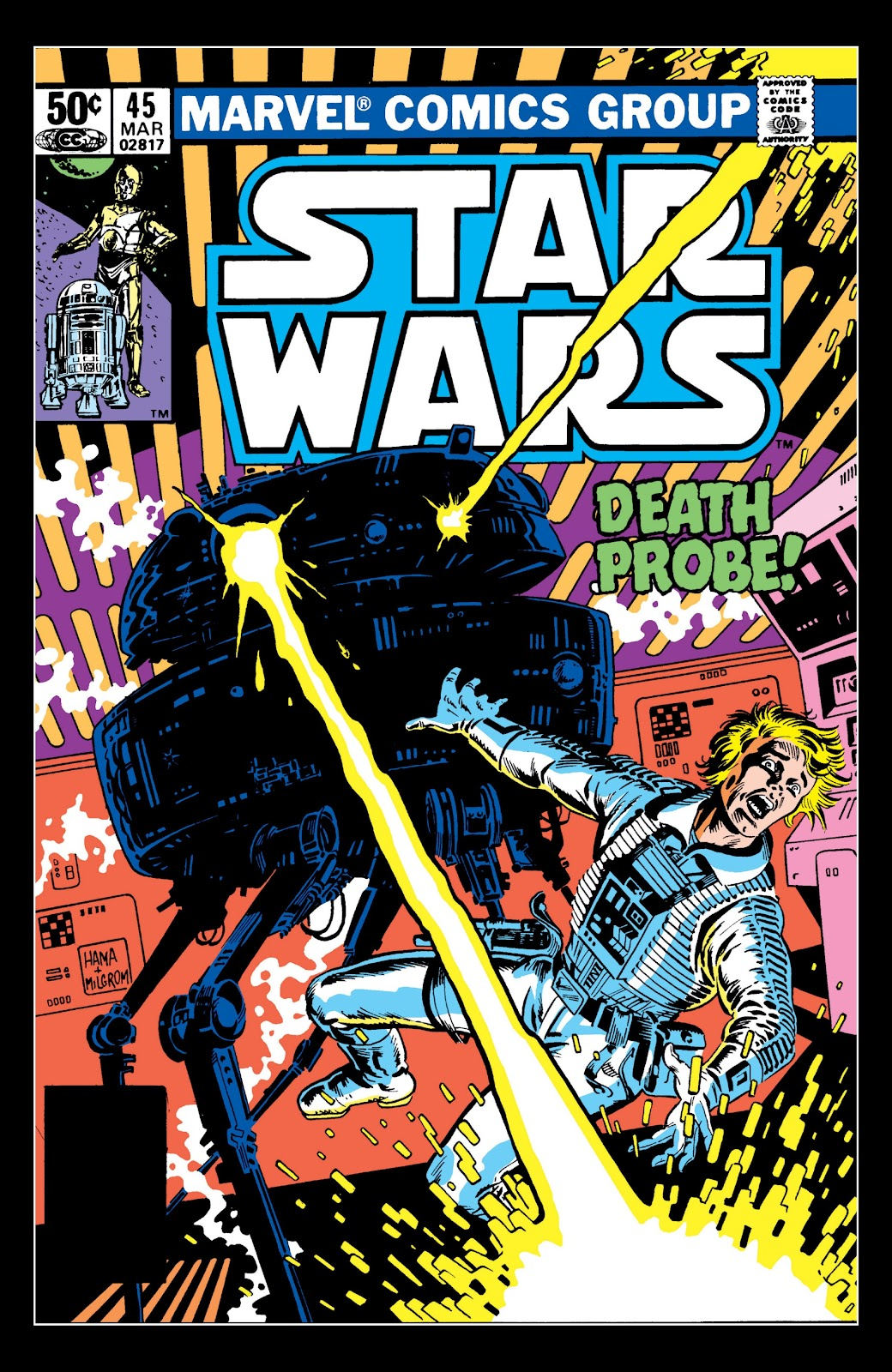Read online Star Wars Legends: The Original Marvel Years - Epic Collection comic -  Issue # TPB 3 (Part 2) - 14