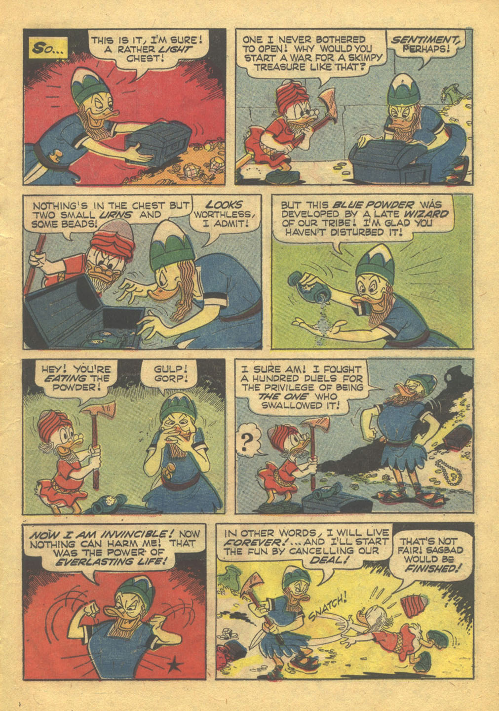 Read online Uncle Scrooge (1953) comic -  Issue #71 - 15