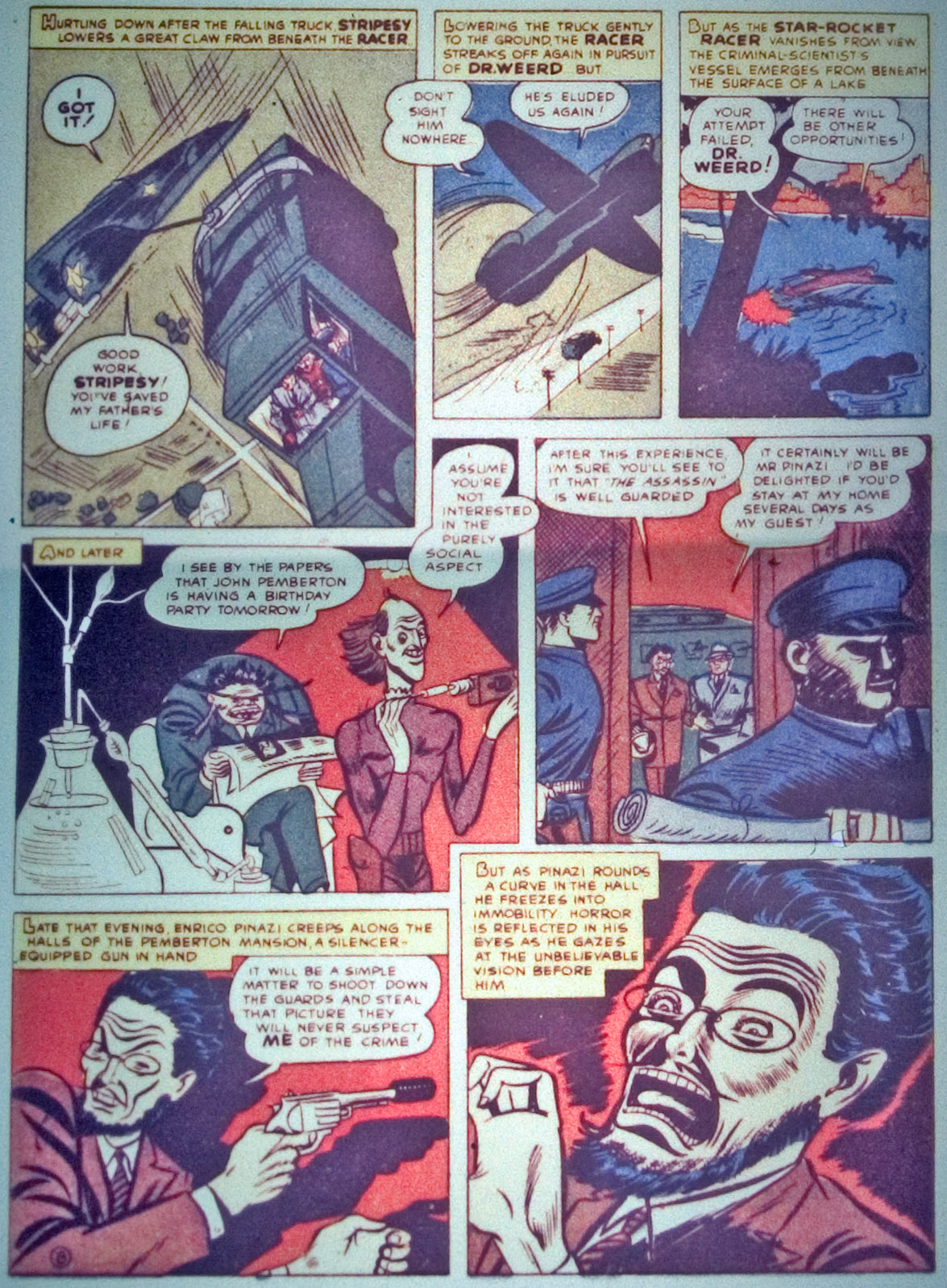Star Spangled Comics (1941) issue 7 - Page 61