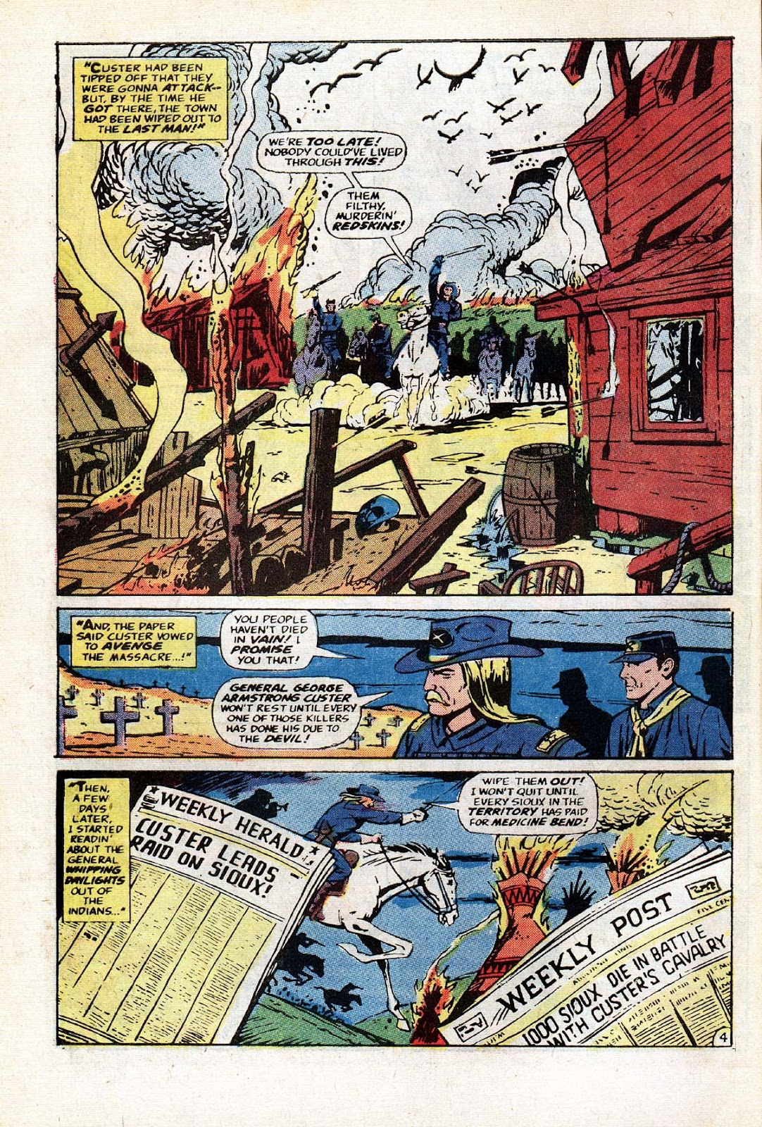 The Mighty Marvel Western issue 15 - Page 5
