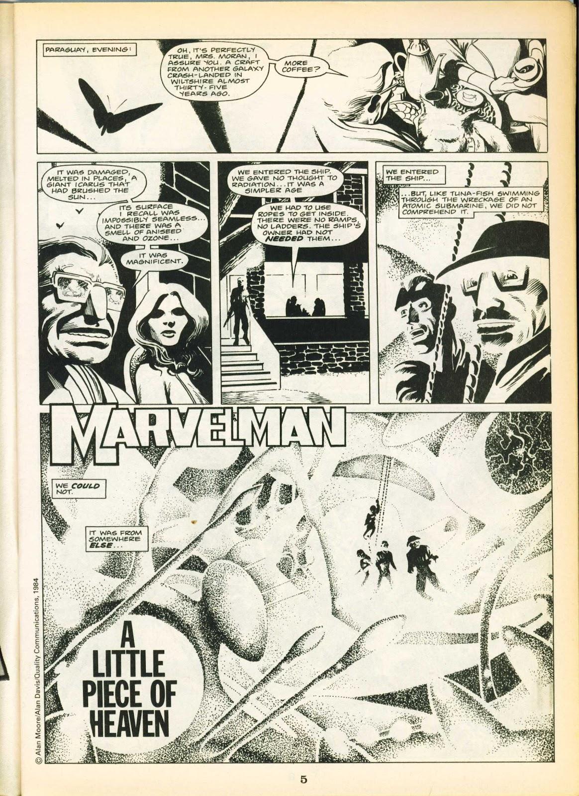 Warrior Issue #20 #21 - English 5
