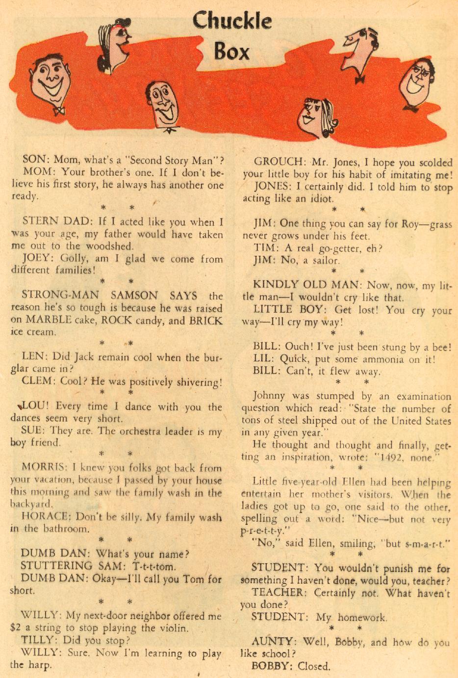 Read online Adventure Comics (1938) comic -  Issue #249 - 26