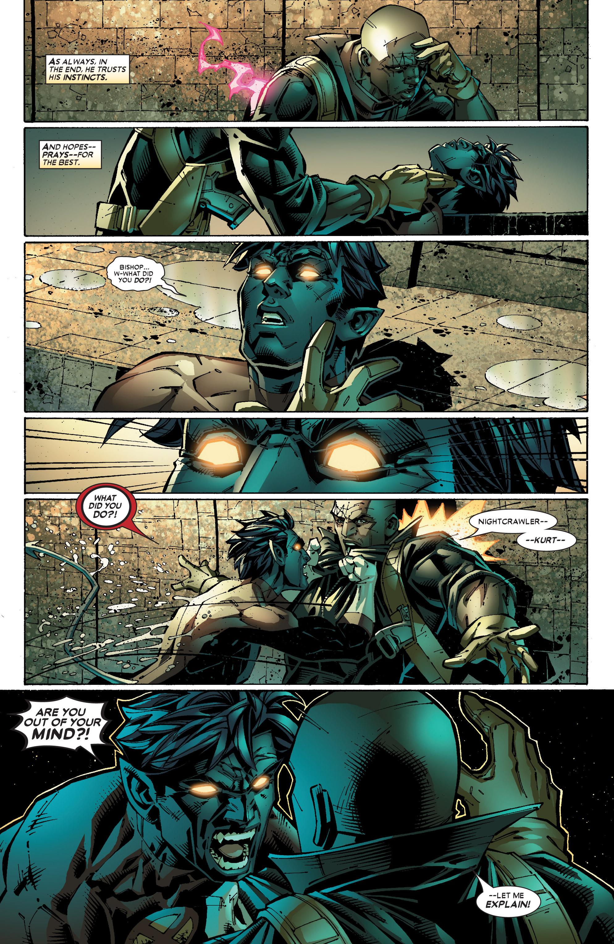 Read online Uncanny X-Men (1963) comic -  Issue #453 - 5