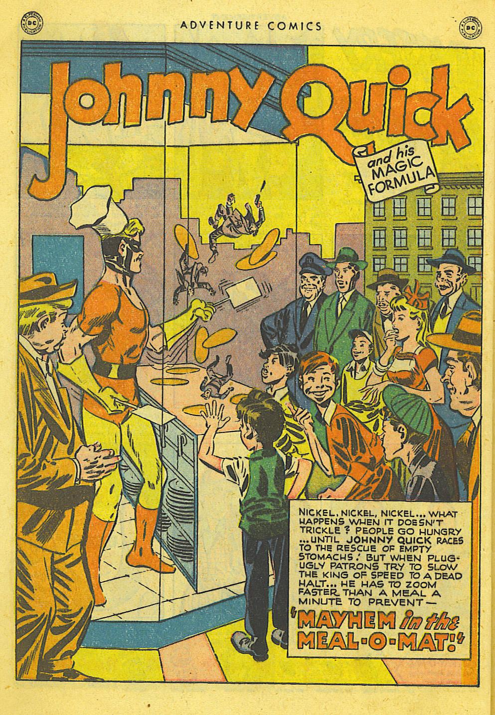 Read online Adventure Comics (1938) comic -  Issue #127 - 35