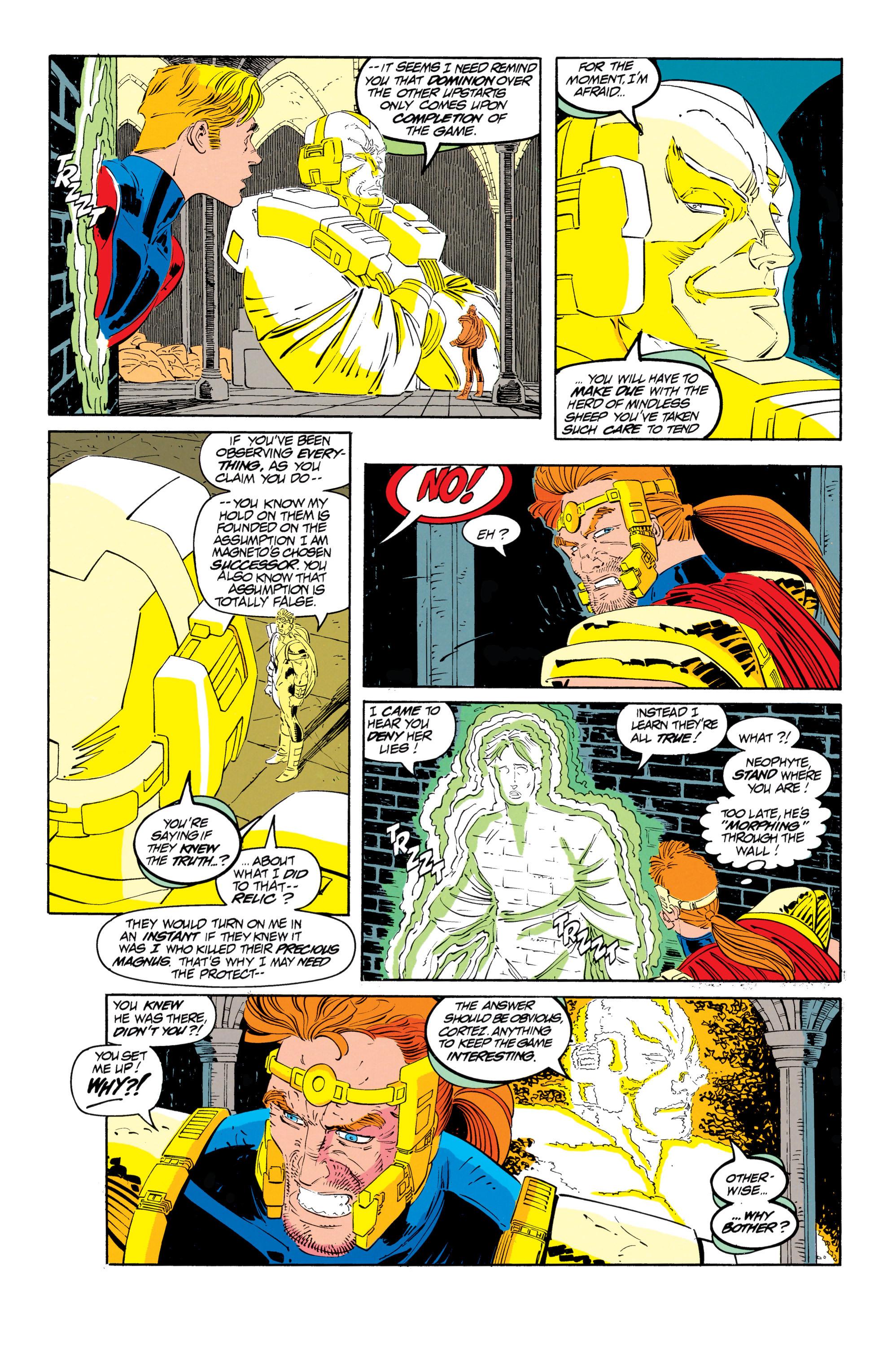 Read online Uncanny X-Men (1963) comic -  Issue #300 - 23