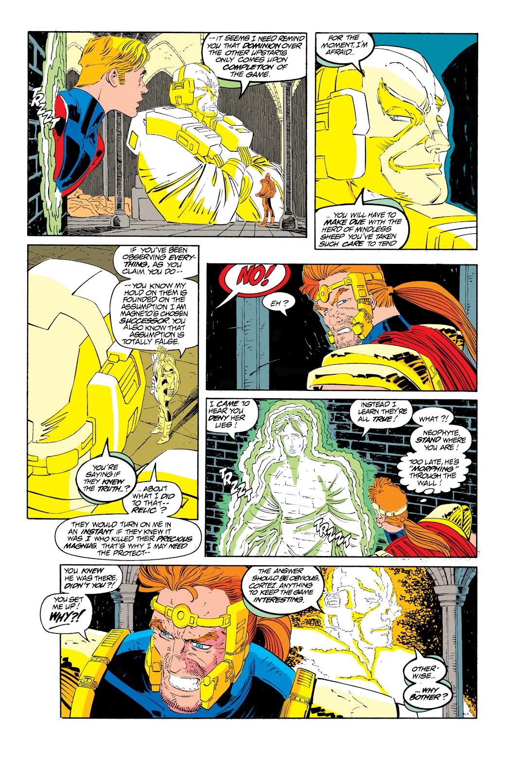 Uncanny X-Men (1963) issue 300 - Page 23