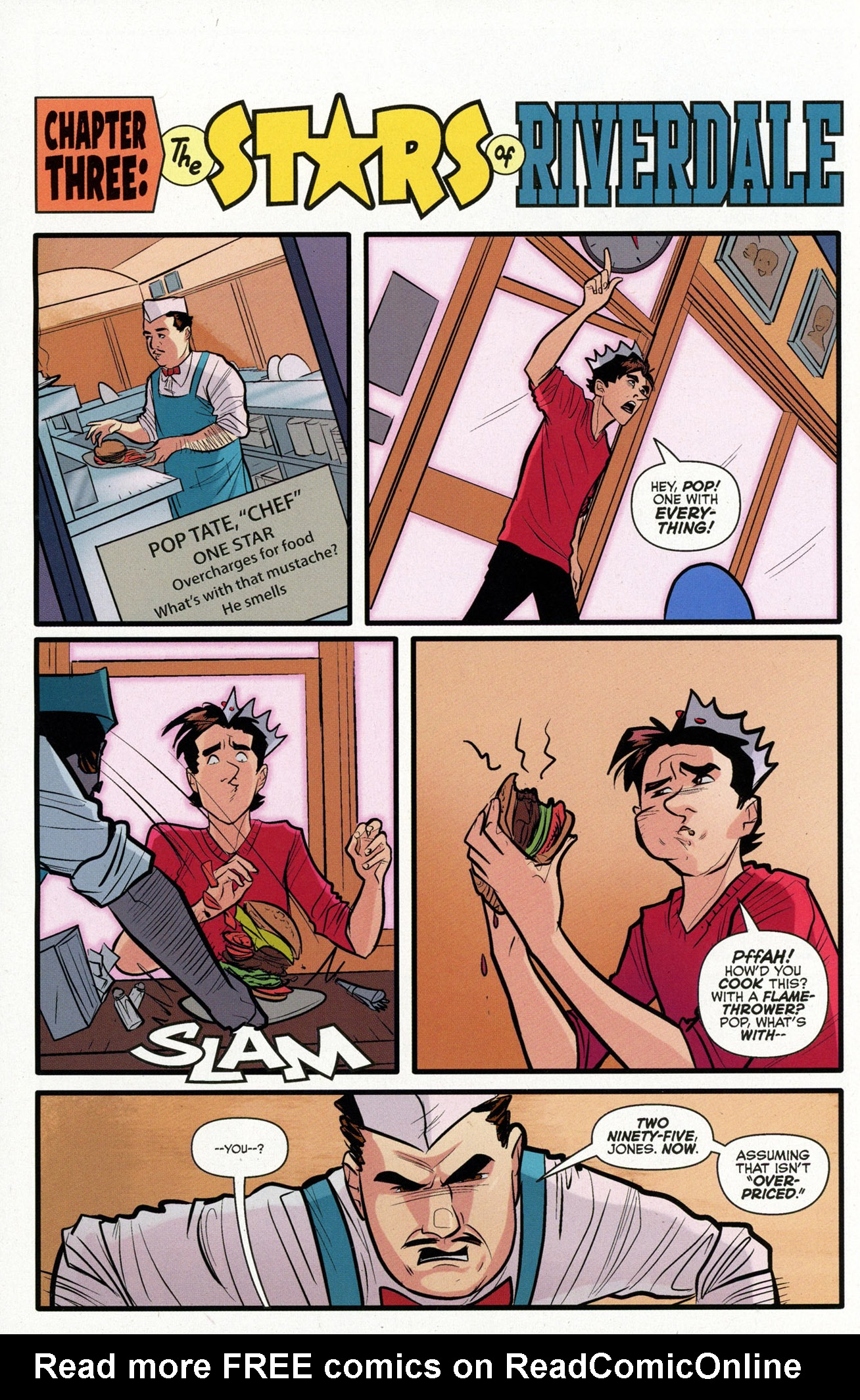 Read online Archie (2015) comic -  Issue #16 - 10