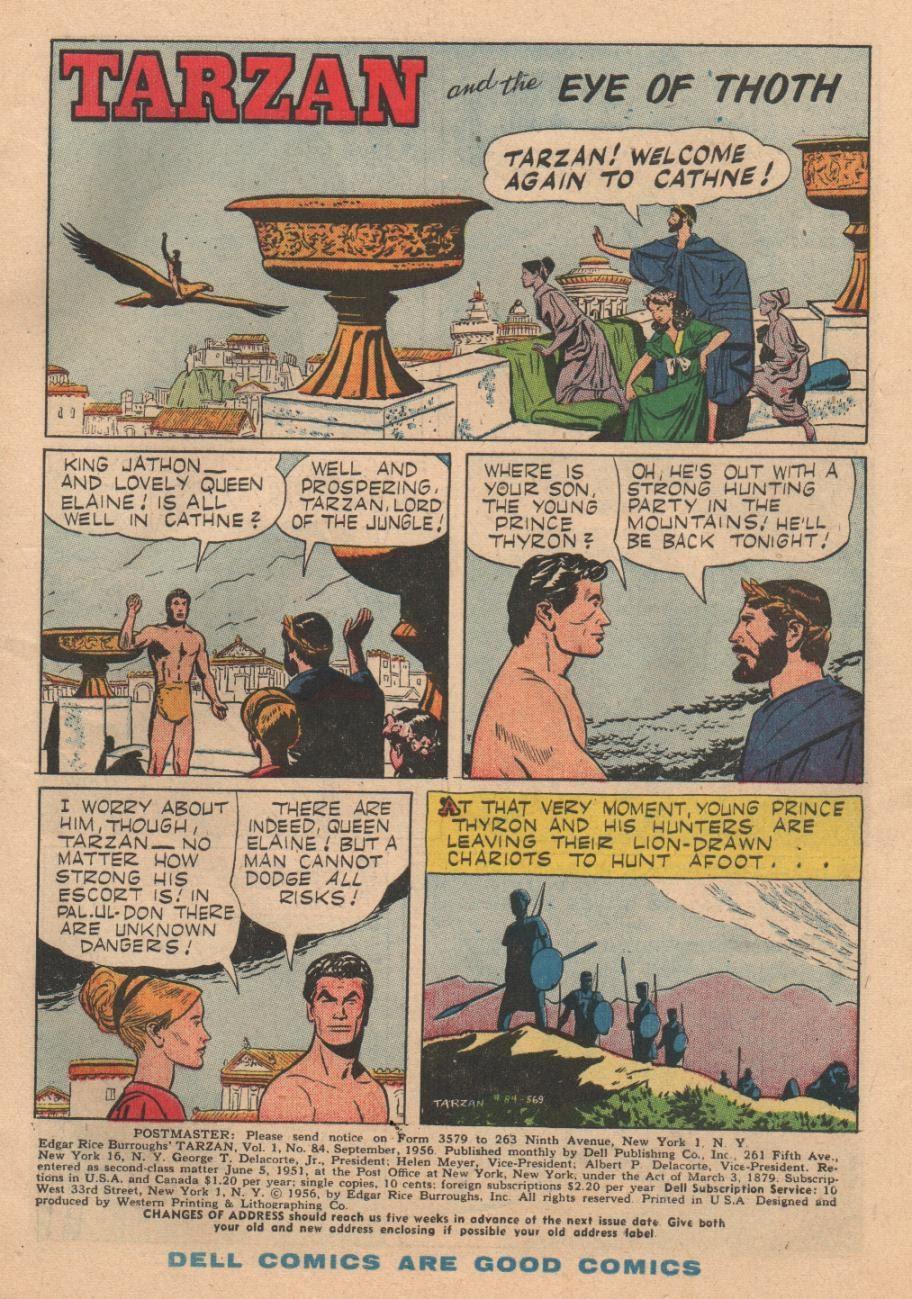 Tarzan (1948) issue 84 - Page 3