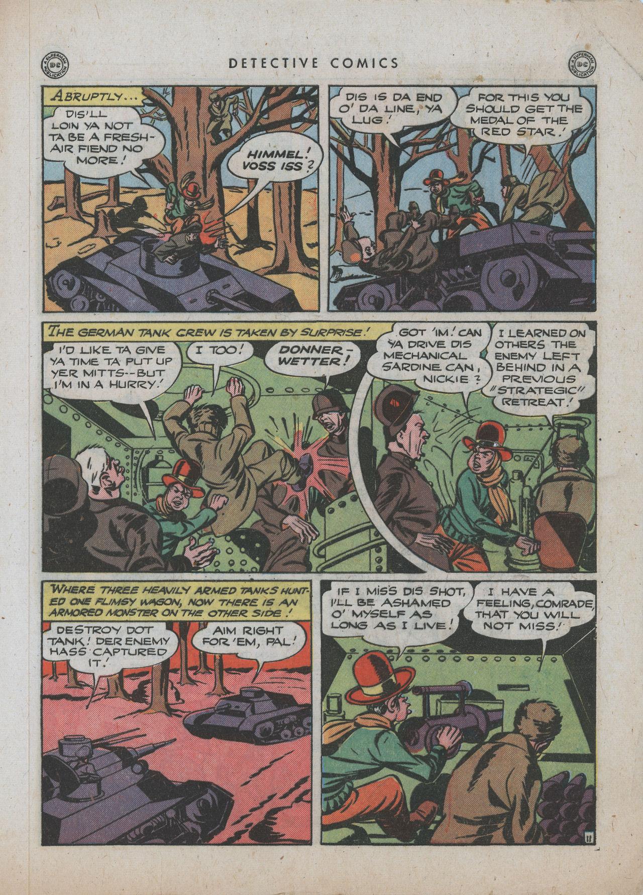 Read online Detective Comics (1937) comic -  Issue #89 - 57