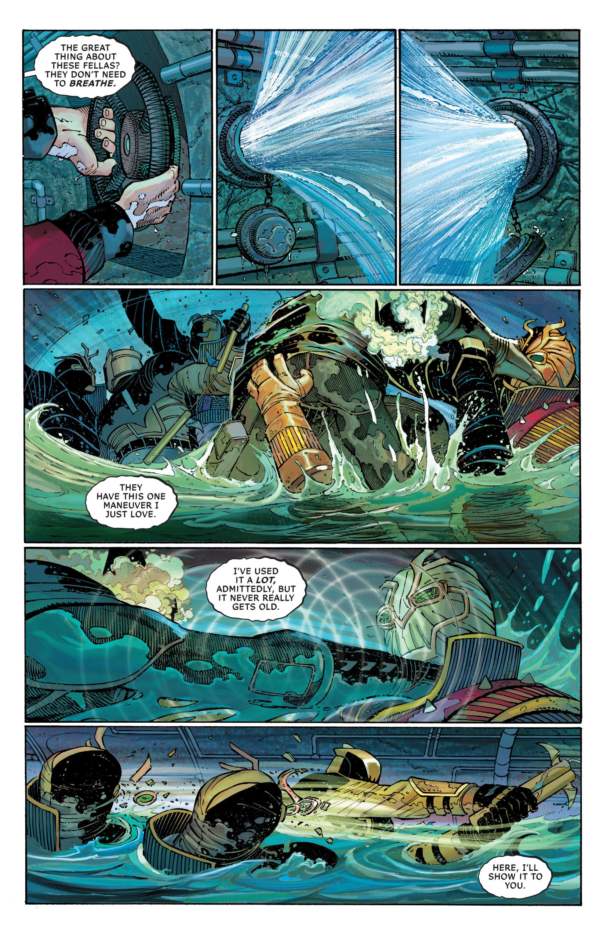 Read online All-Star Batman comic -  Issue #4 - 11