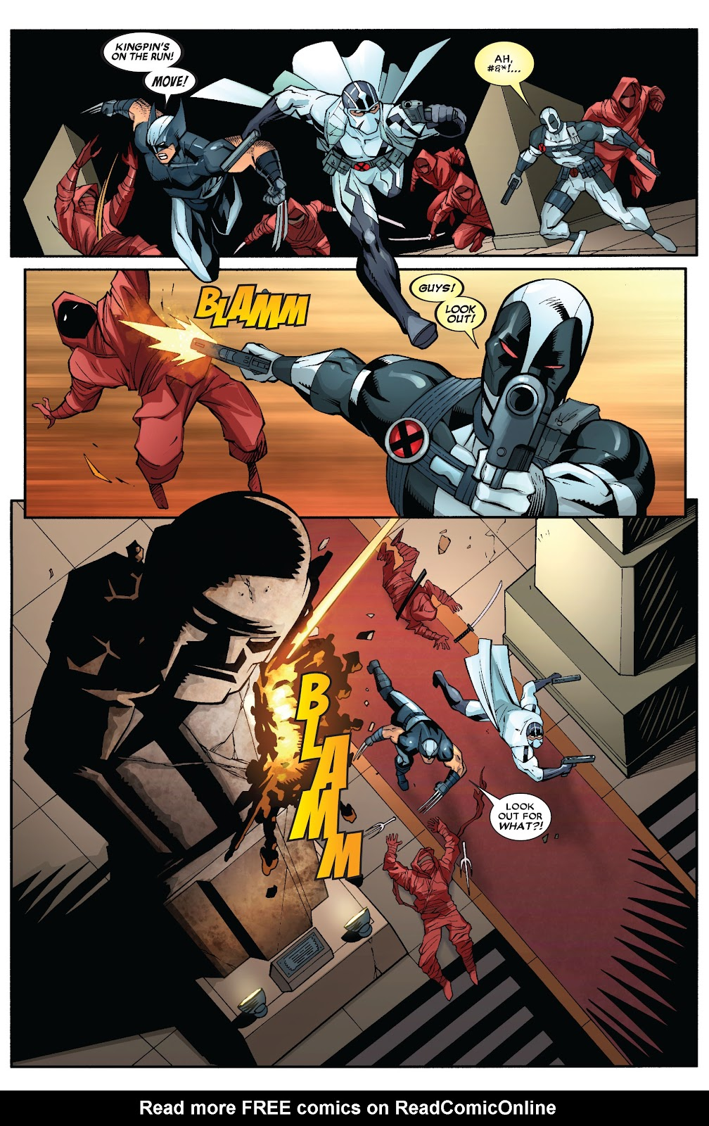 Read online Deadpool (2008) comic -  Issue #52 - 13
