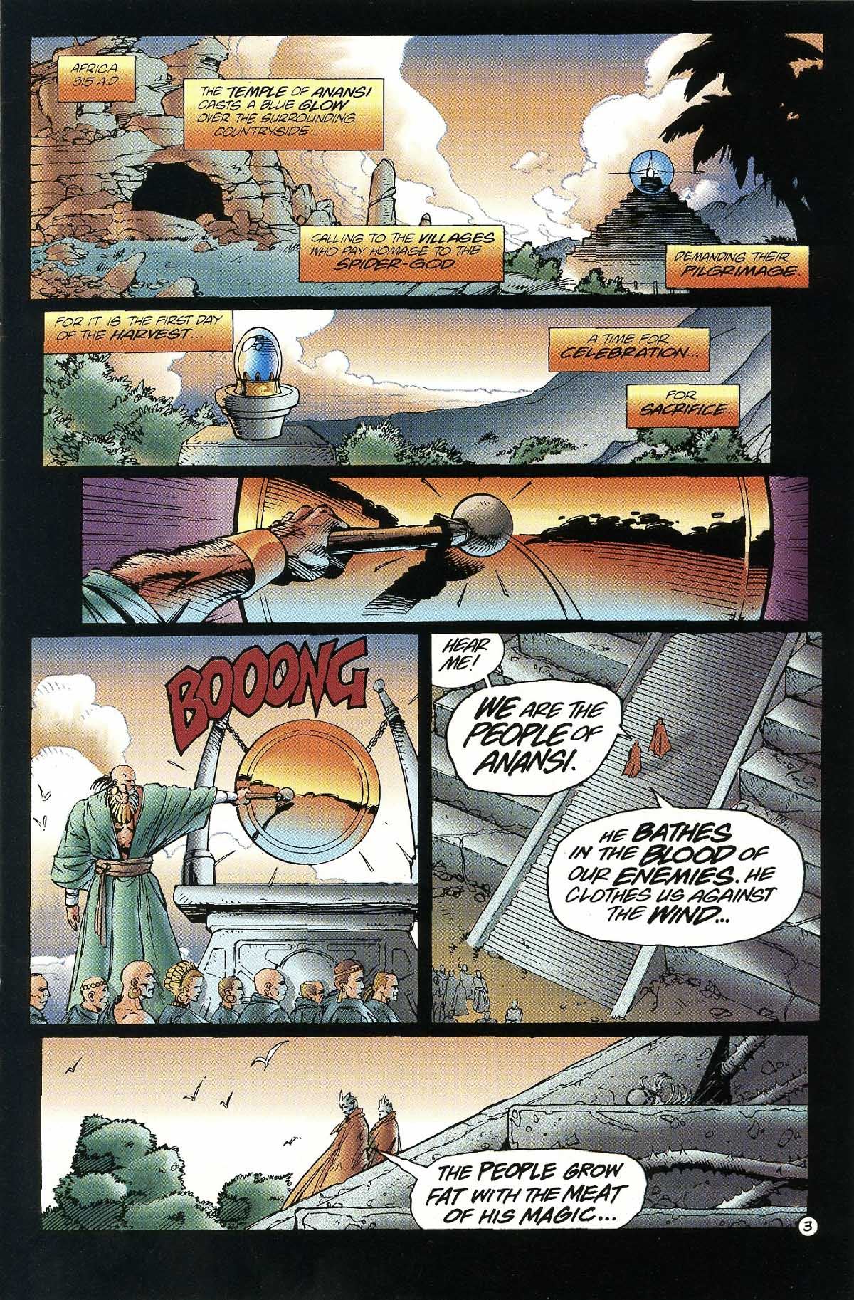 Read online Rune (1994) comic -  Issue #7 - 5