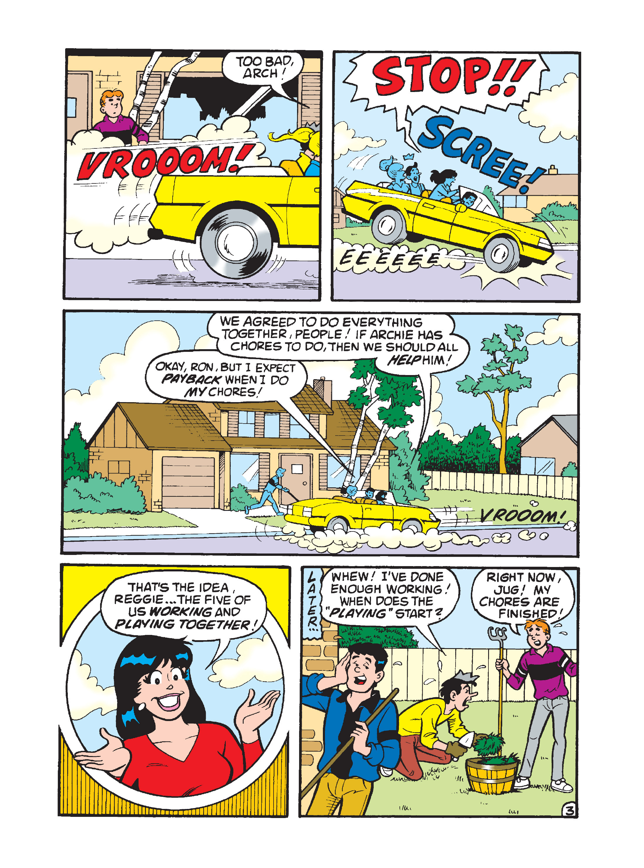 Read online Archie 1000 Page Comics Bonanza comic -  Issue #1 (Part 1) - 118