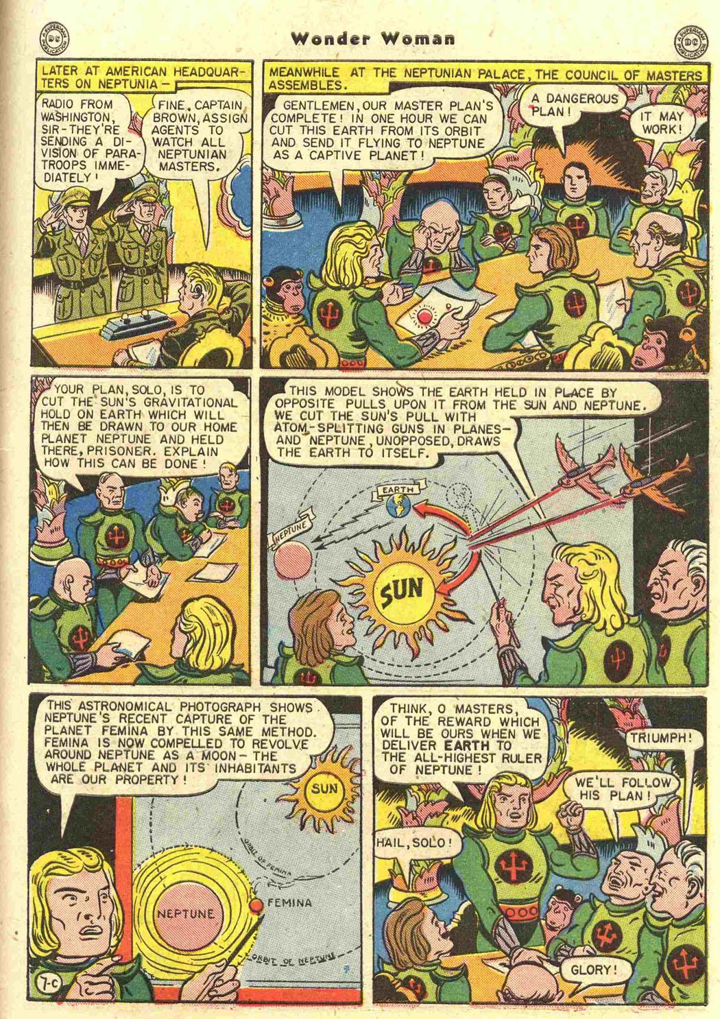Read online Wonder Woman (1942) comic -  Issue #15 - 41