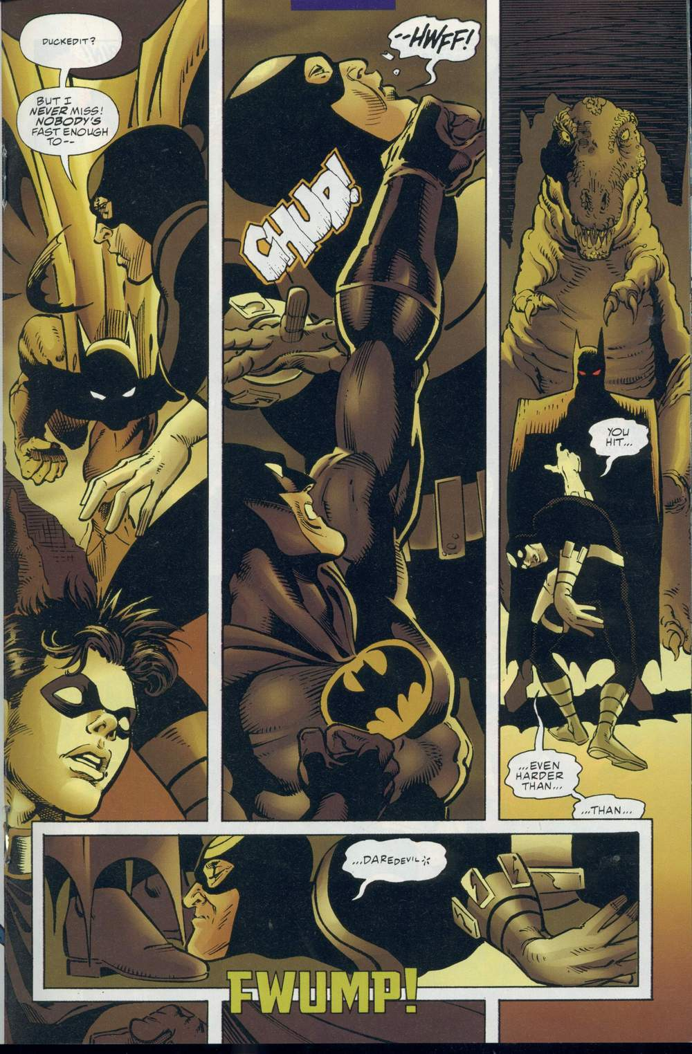 Read online DC Versus Marvel Comics comic -  Issue #1 - 23
