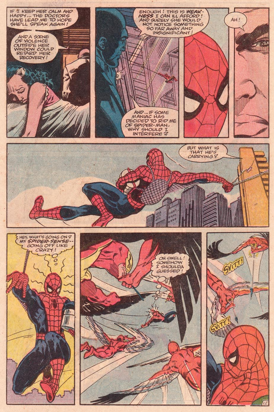 Web of Spider-Man (1985) Issue #2 #12 - English 13