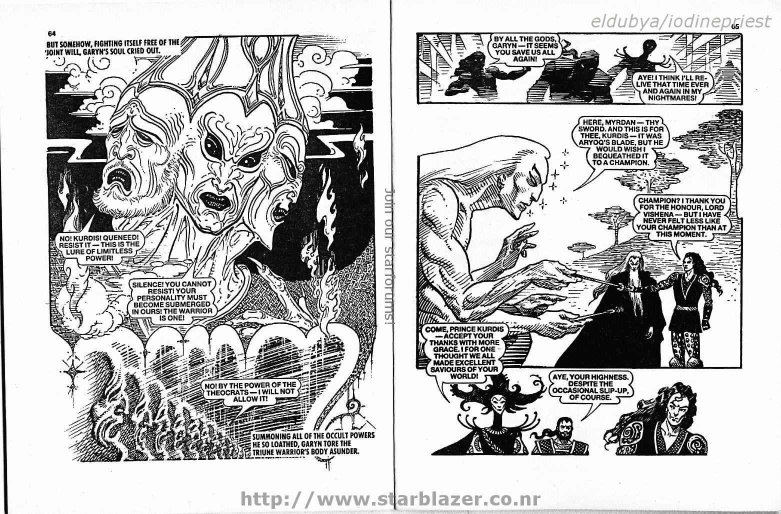 Starblazer issue 271 - Page 34