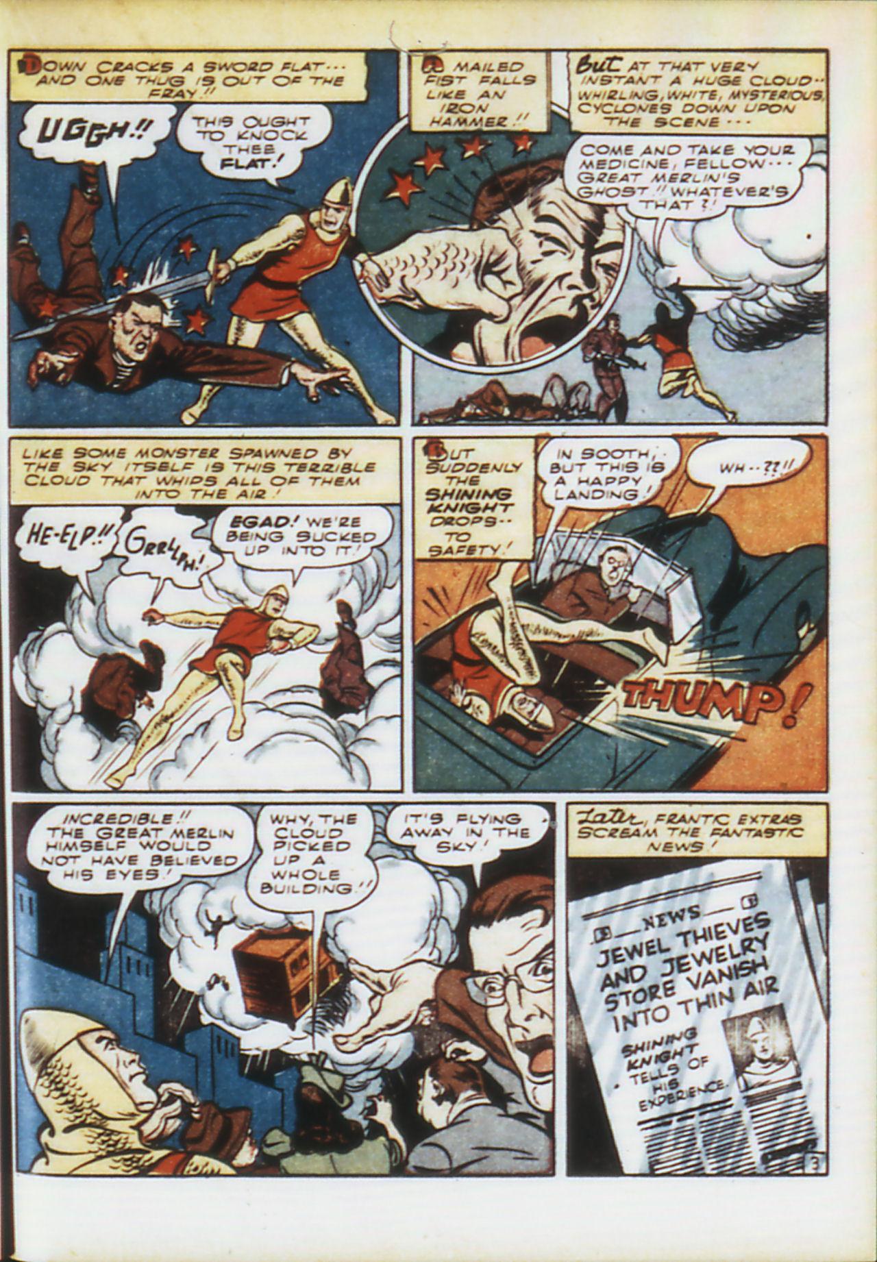 Read online Adventure Comics (1938) comic -  Issue #74 - 36