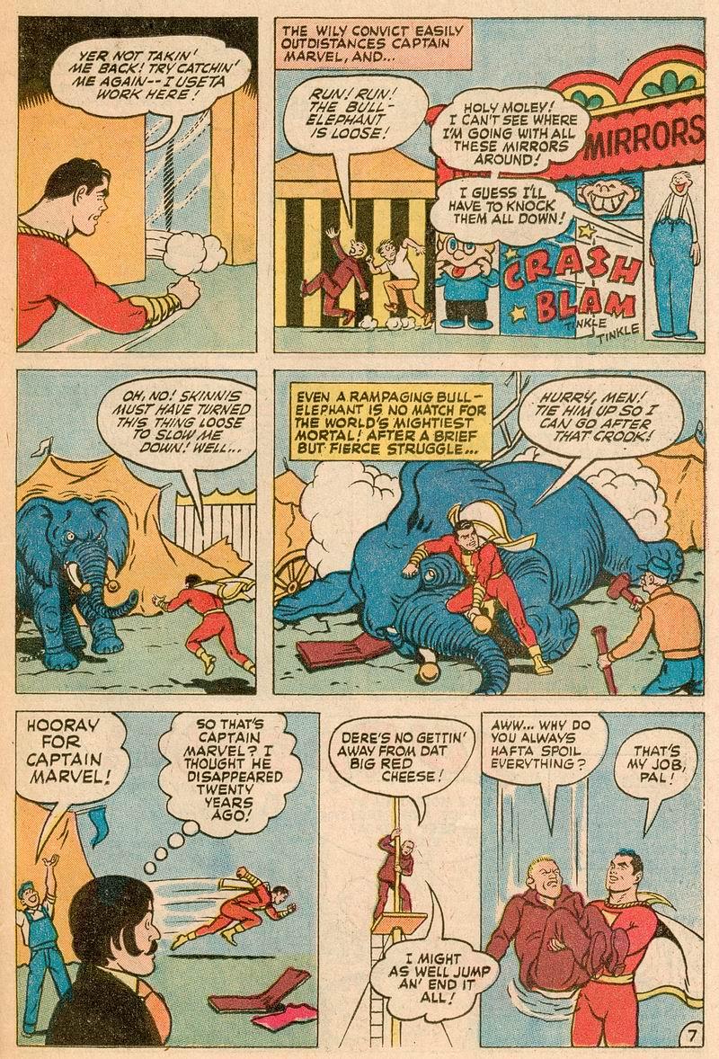 Read online Shazam! (1973) comic -  Issue #4 - 16
