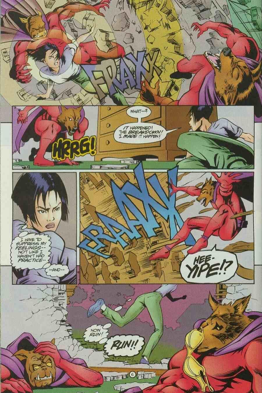 Read online Ultraverse Premiere comic -  Issue #9 - 28