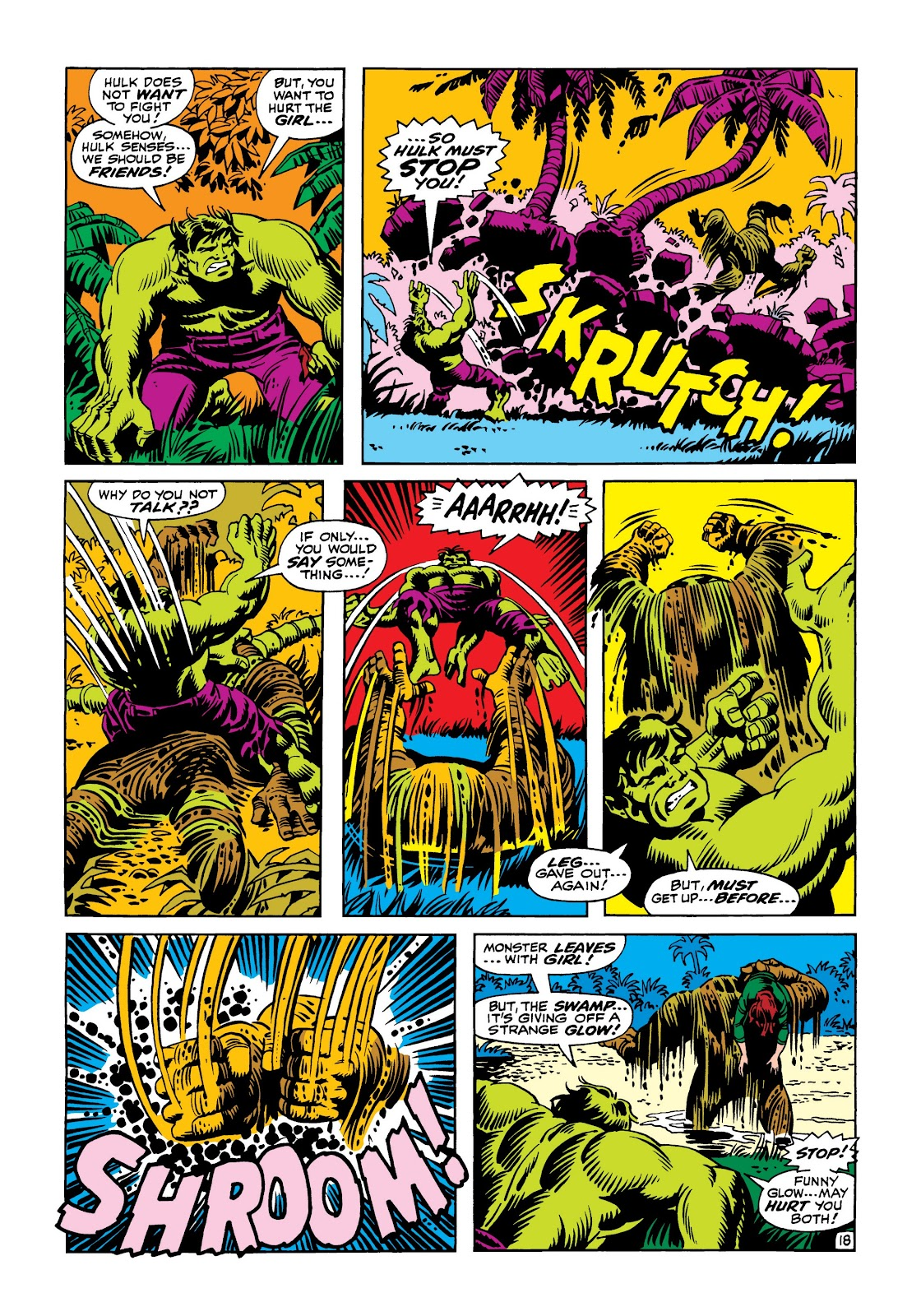 Read online Marvel Masterworks: The Incredible Hulk comic -  Issue # TPB 5 (Part 3) - 34