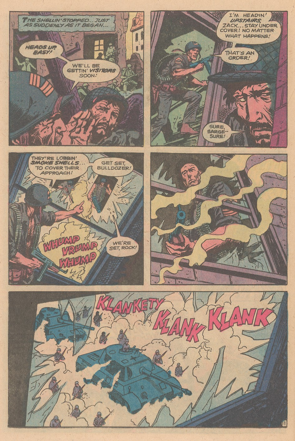 Read online Sgt. Rock comic -  Issue #348 - 12