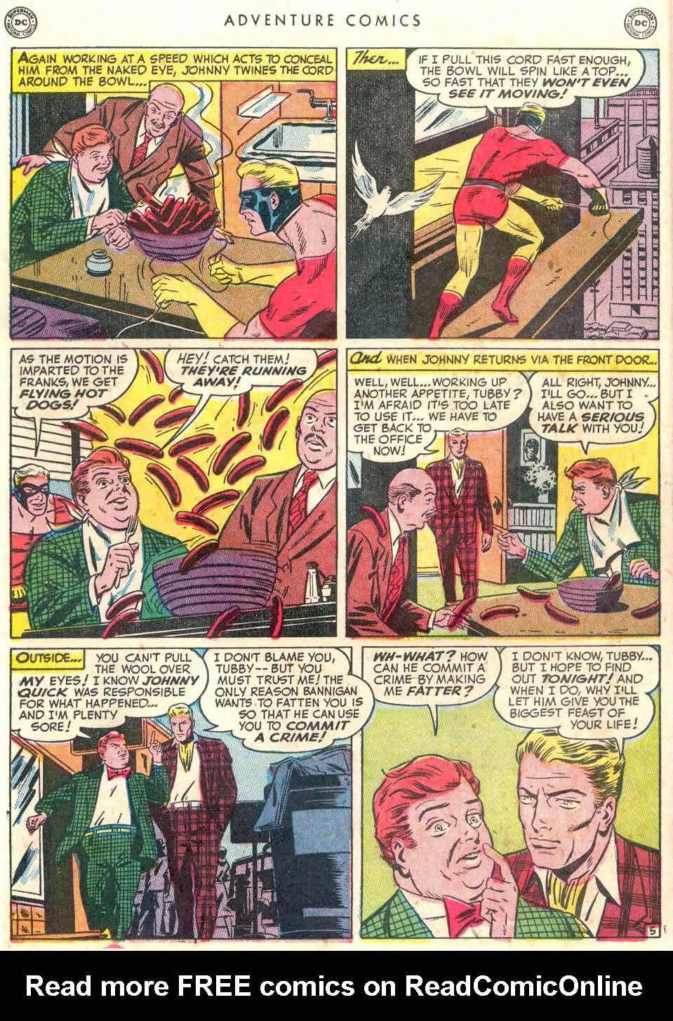 Read online Adventure Comics (1938) comic -  Issue #156 - 20