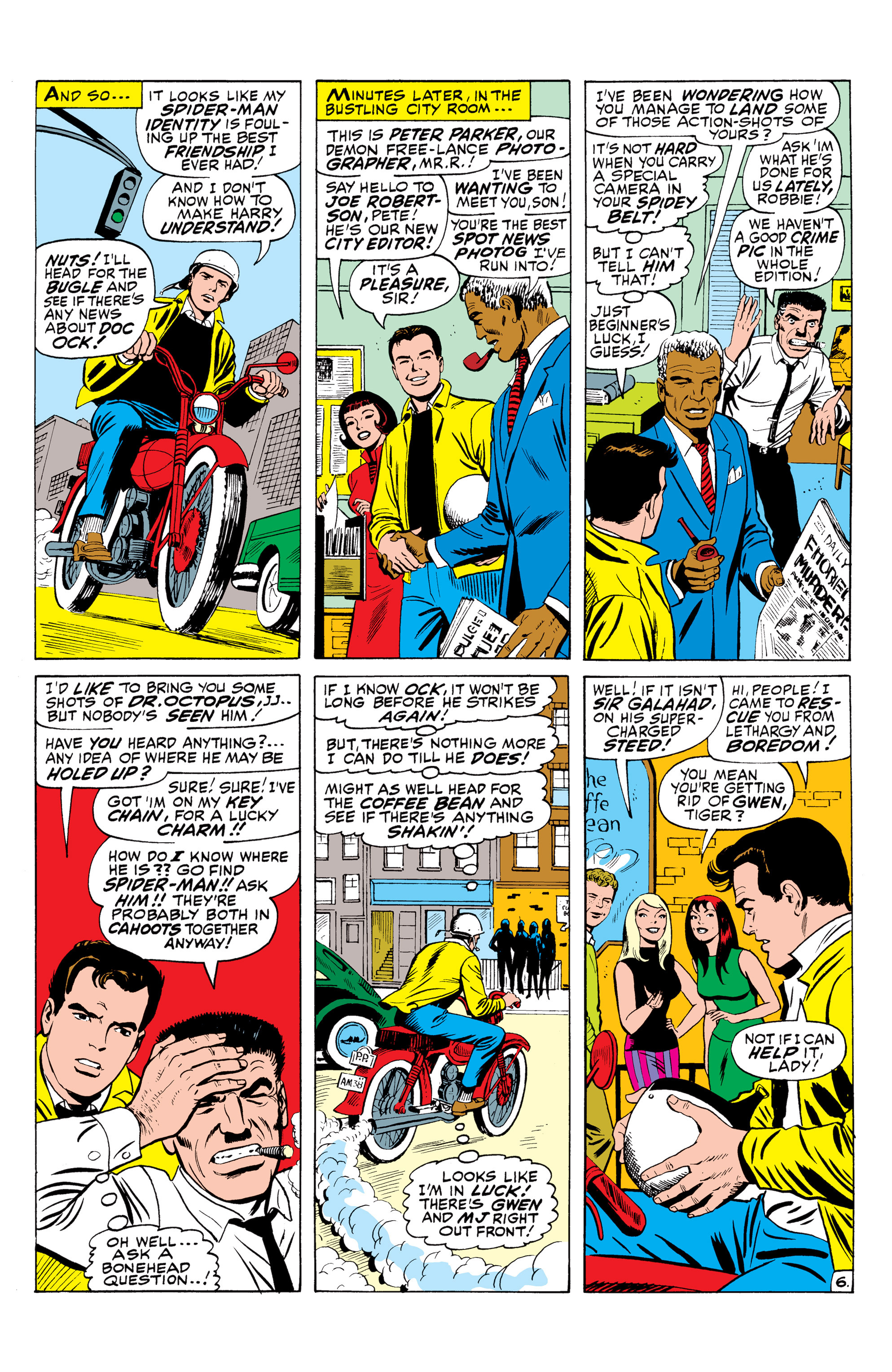 The Amazing Spider-Man (1963) 54 Page 6