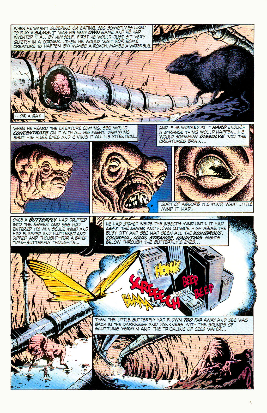 Read online Twisted Tales (1982) comic -  Issue #8 - 7