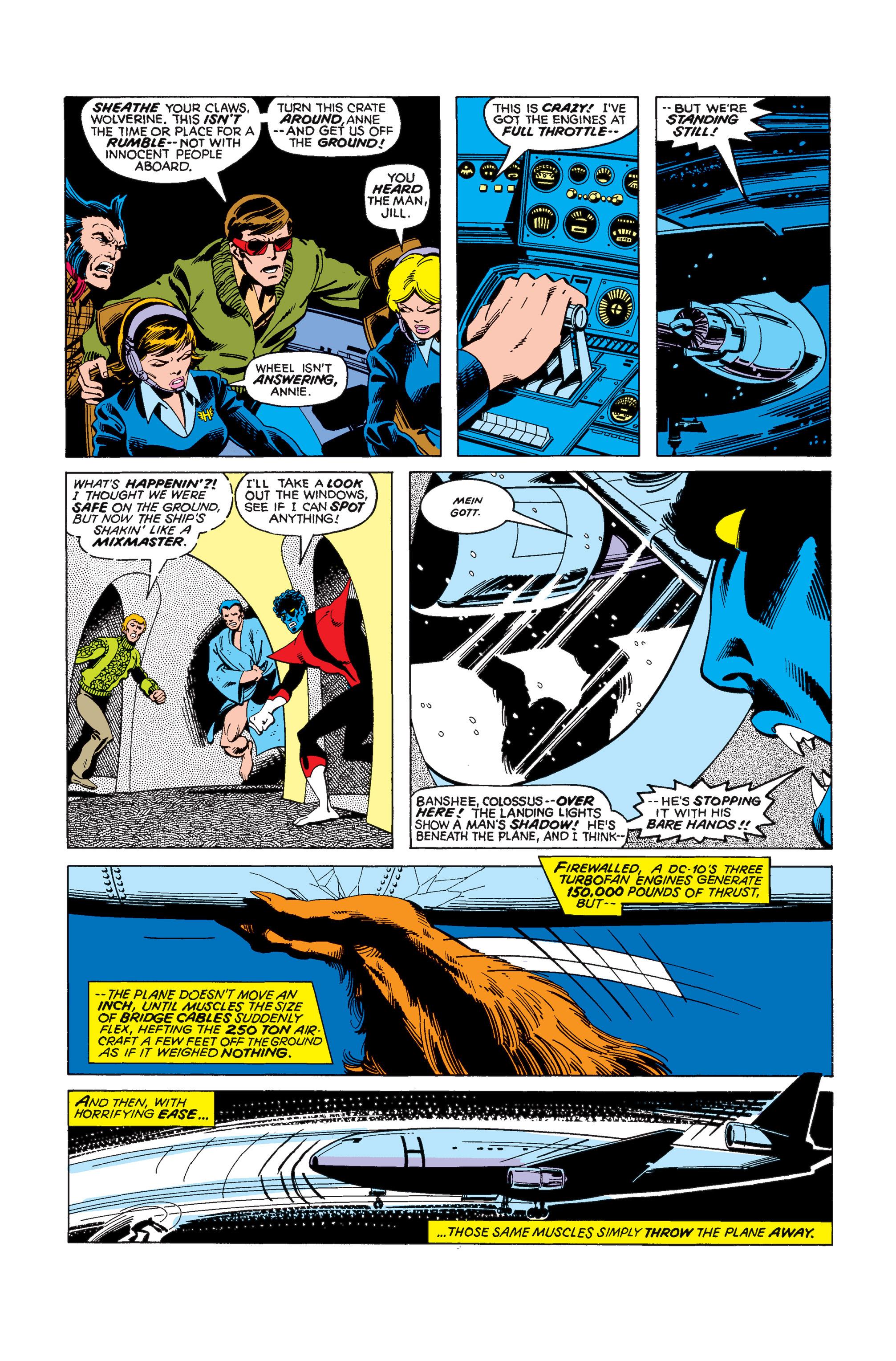 Uncanny X-Men (1963) 120 Page 7