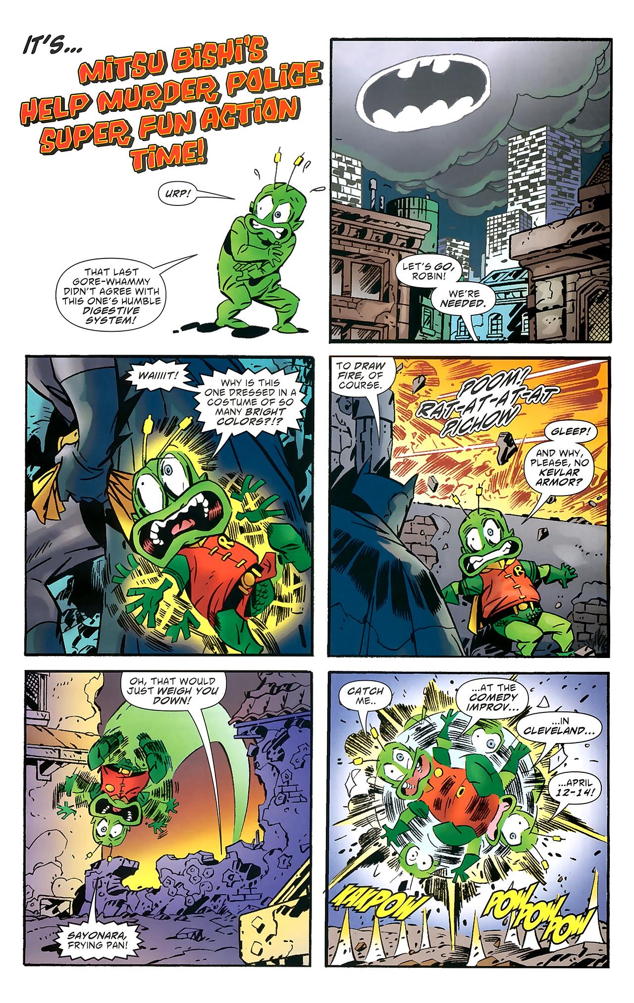 Read online Ambush Bug: Year None comic -  Issue #7 - 20
