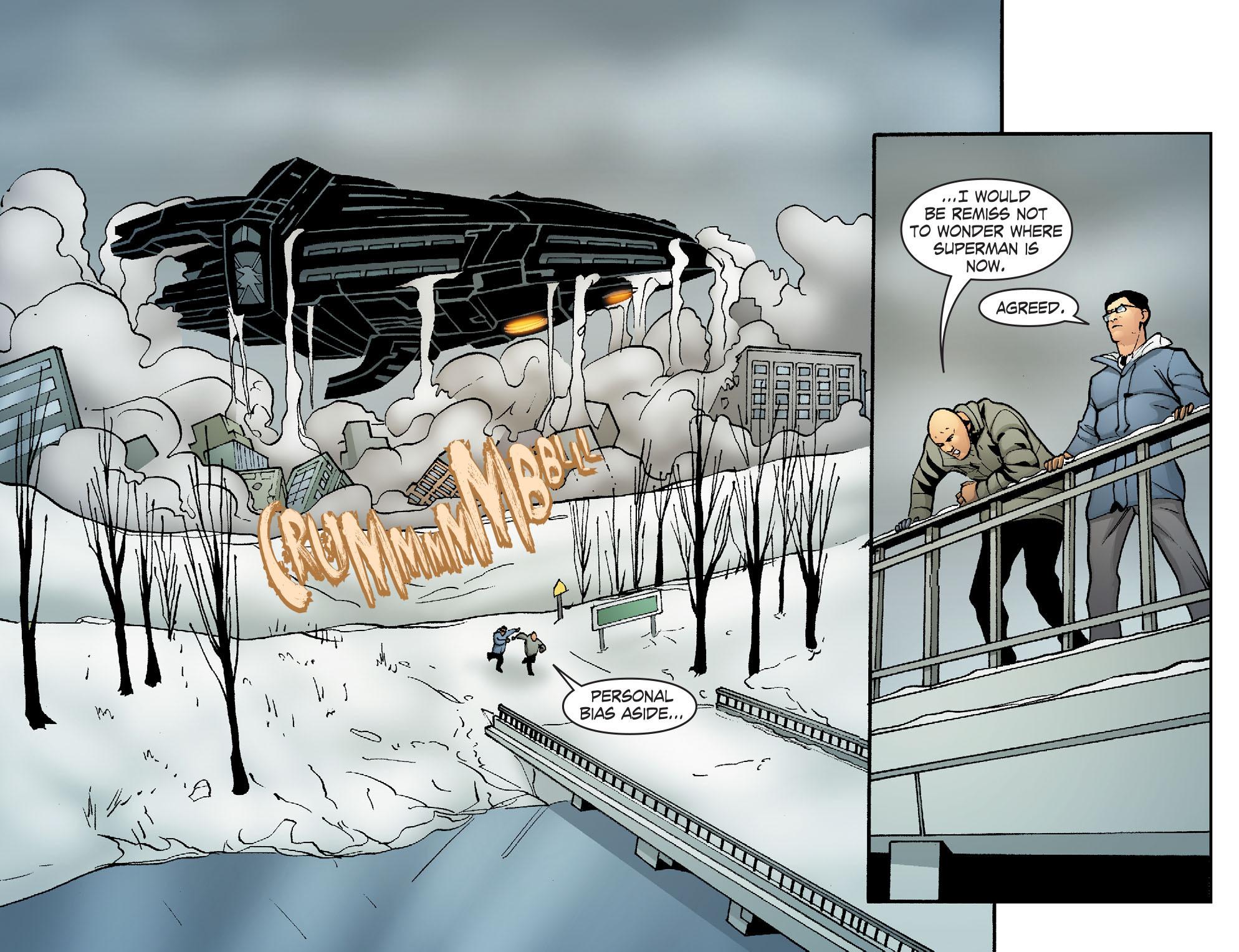 Read online Smallville: Alien comic -  Issue #9 - 19