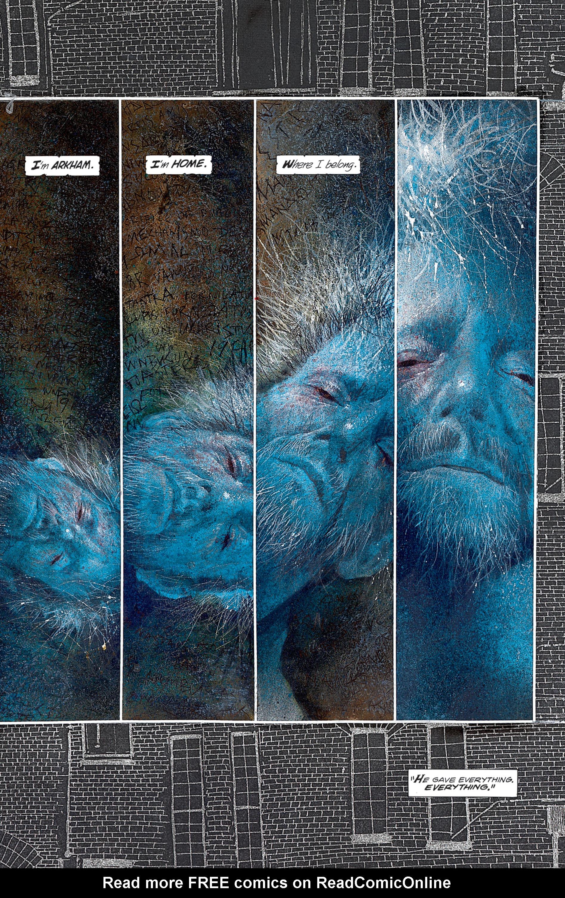 Read online Arkham Asylum comic -  Issue #Arkham Asylum Full - 96