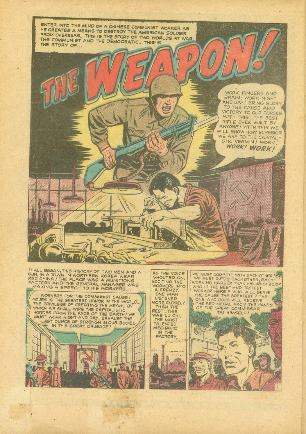 War Adventures issue 1 - Page 20