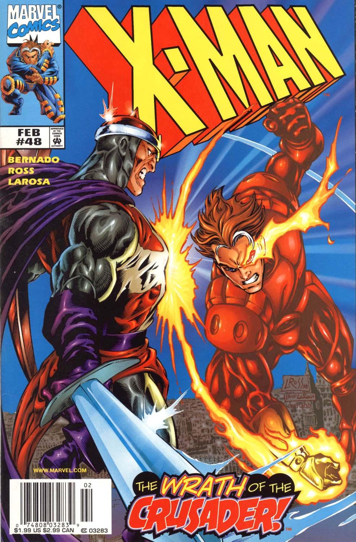 X-Man 48 Page 1