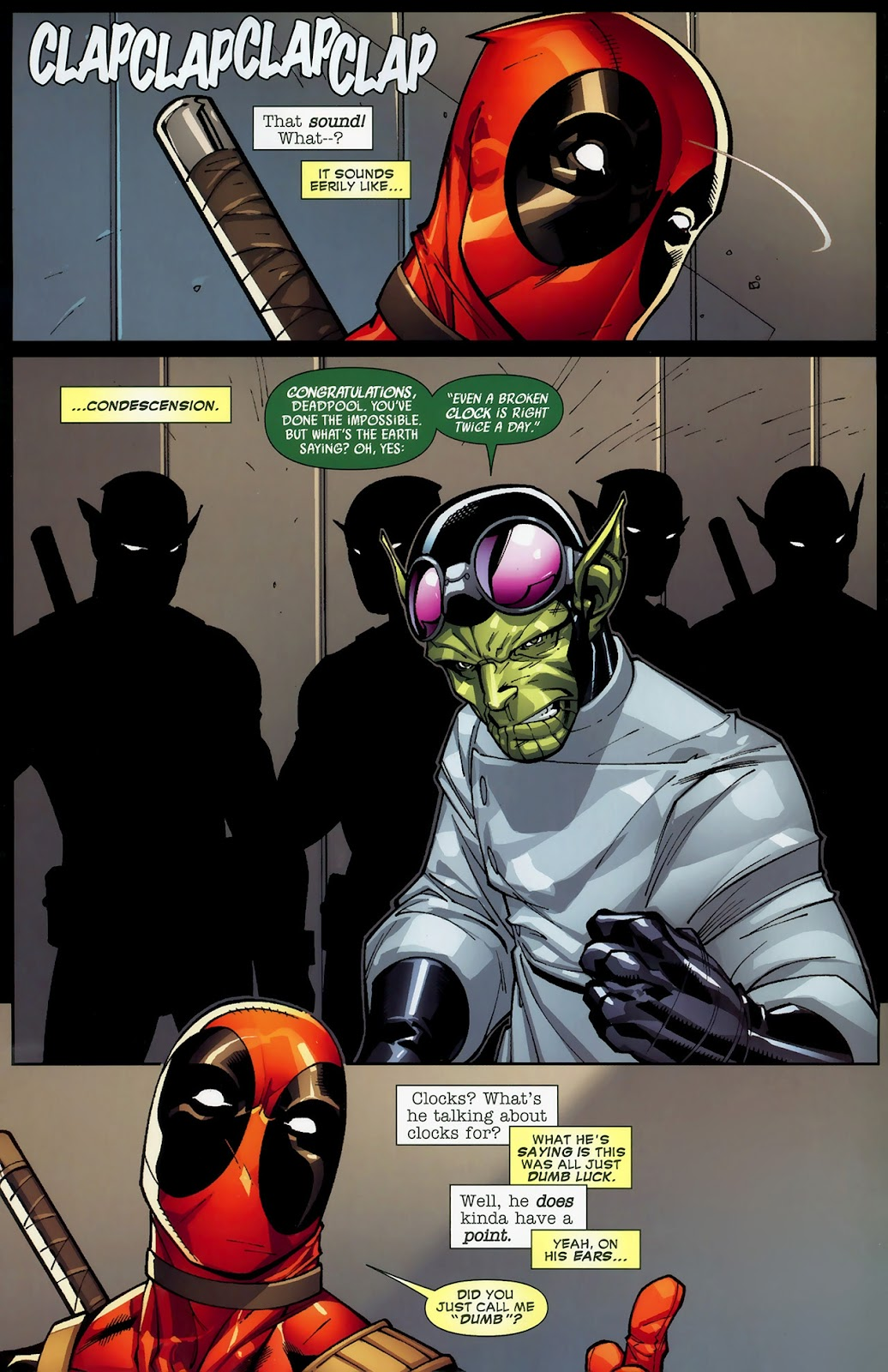 Read online Deadpool (2008) comic -  Issue #3 - 15