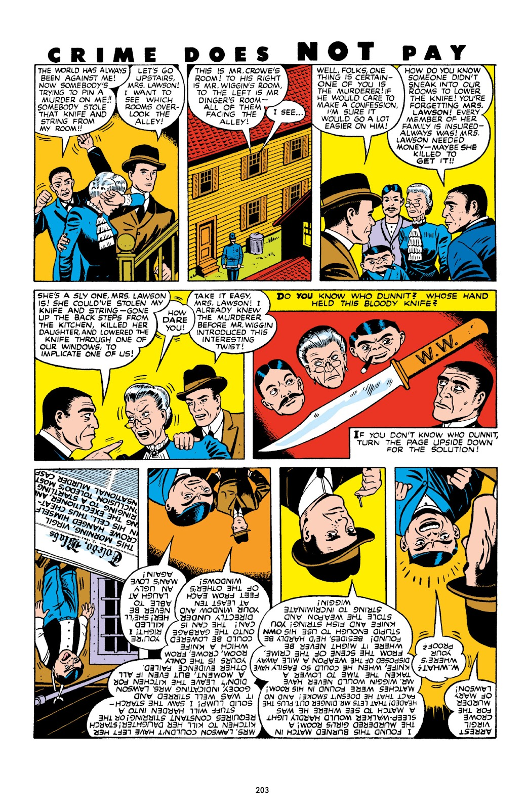 Read online Crime Does Not Pay Archives comic -  Issue # TPB 10 (Part 3) - 4