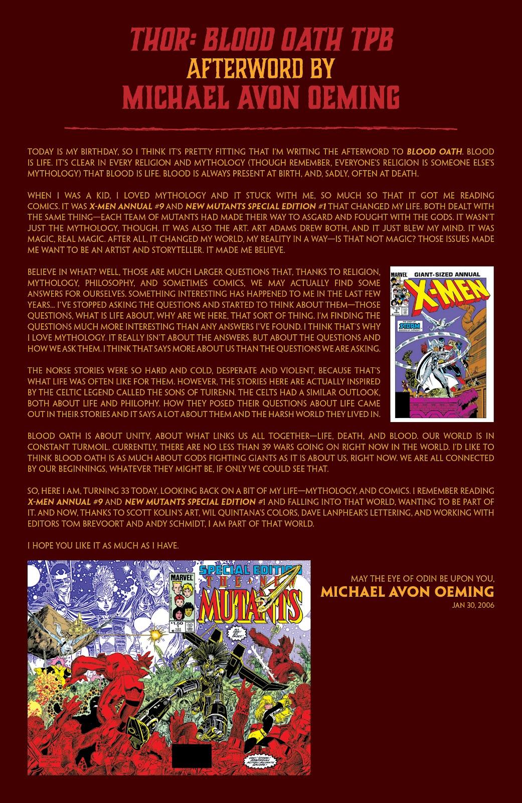 Read online Thor: Ragnaroks comic -  Issue # TPB (Part 4) - 87