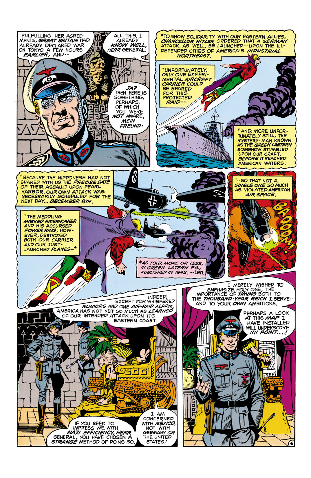 Read online All-Star Squadron comic -  Issue #5 - 7