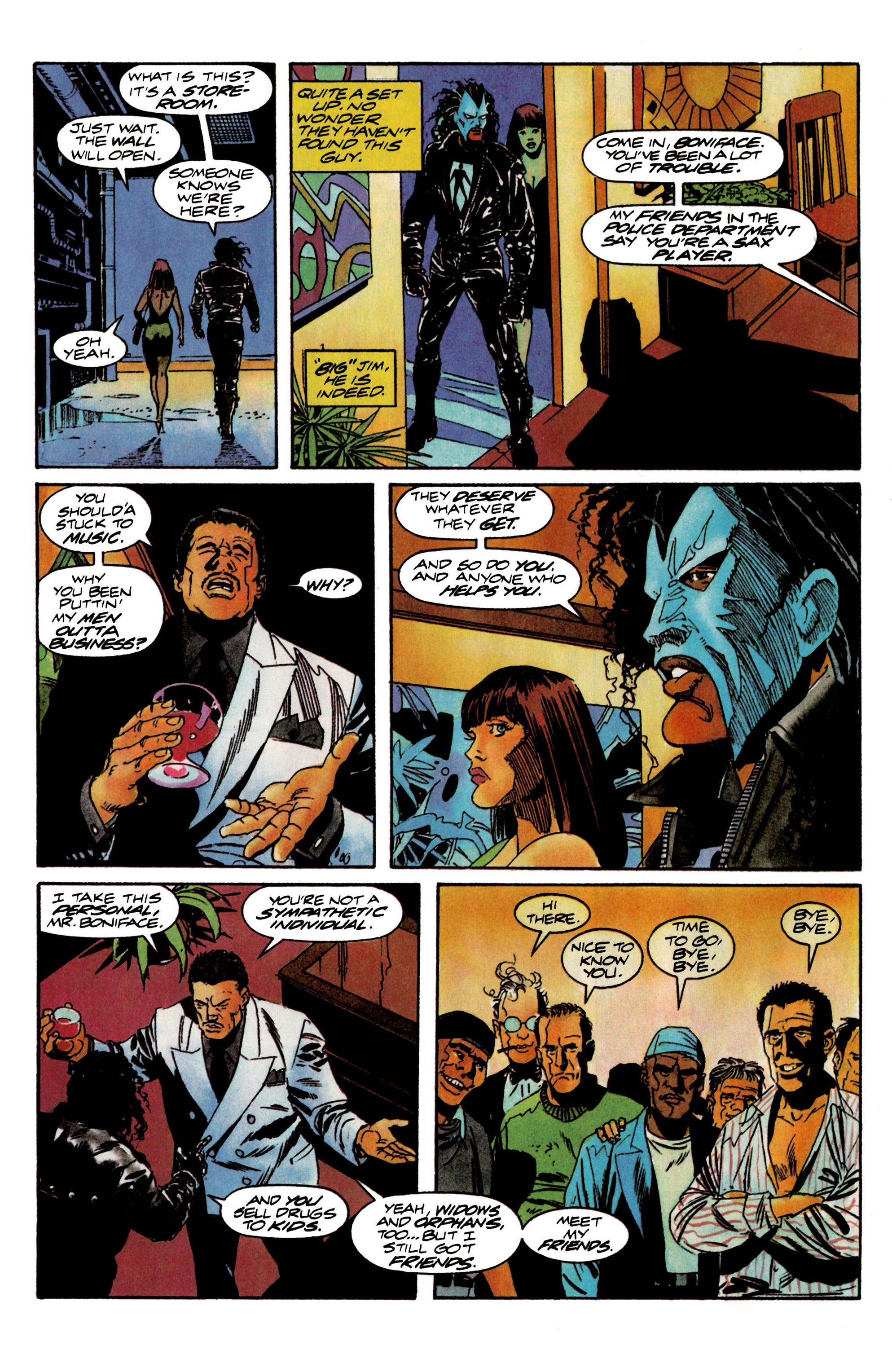 Read online Shadowman (1992) comic -  Issue #16 - 15