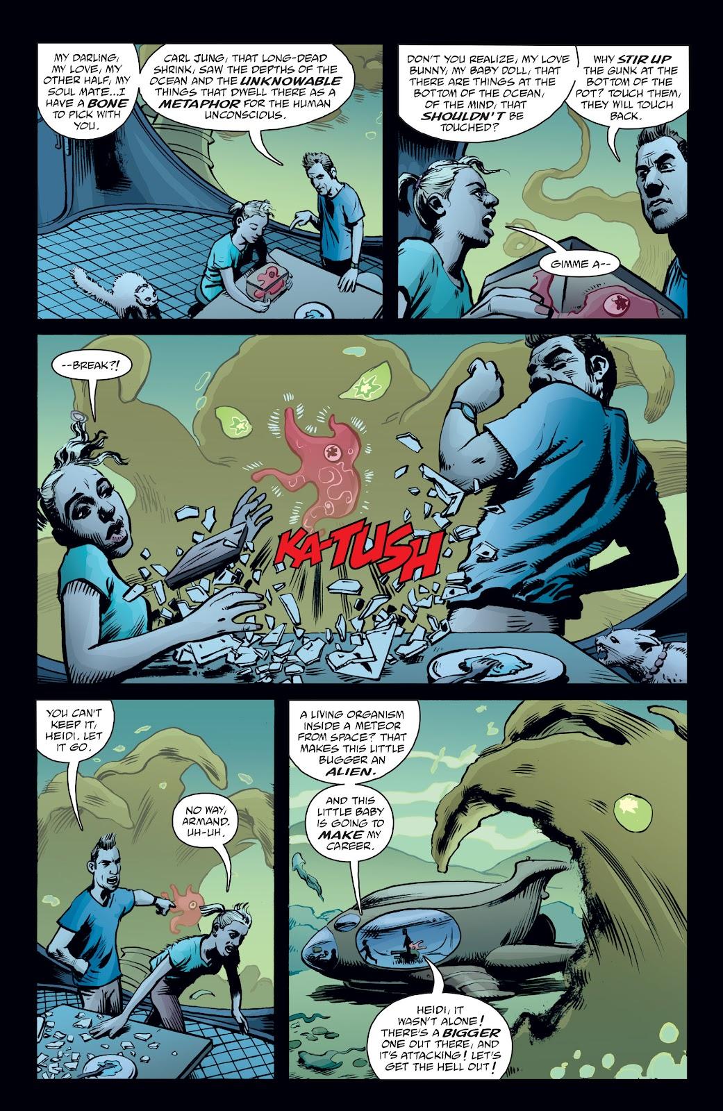 Read online Strange Adventures (2014) comic -  Issue # TPB (Part 2) - 8